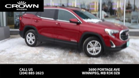 Pre-Owned 2018 GMC Terrain SLE AWD**One Owner/Local Vehicle**