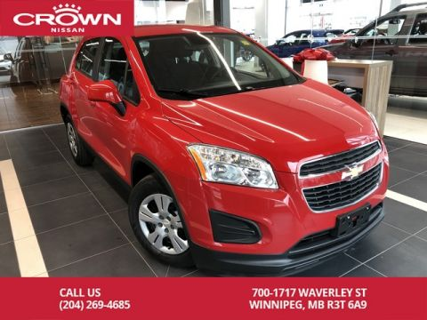 Pre-Owned 2015 Chevrolet Trax LS *Bluetooth/Remote Starter*