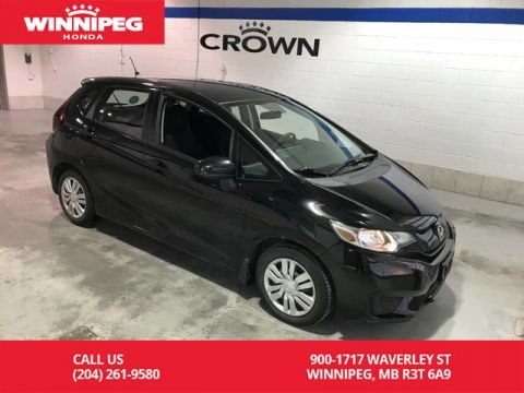 Certified Pre-Owned 2015 Honda Fit Certified/LX/Bluetooth/Heated seats/Rear view camera