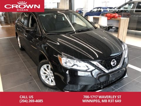 Pre-Owned 2017 Nissan Sentra SV *Bluetooth/Sunroof/Backup Cam*