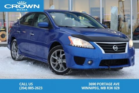 Pre-Owned 2014 Nissan Sentra SR *IMMACULATE CONDITION *PUSH BUTTON START