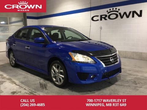 Pre-Owned 2014 Nissan Sentra SR **One Owner/Lease Return**