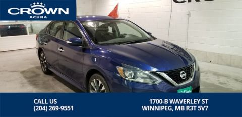 Pre-Owned 2017 Nissan Sentra SR Turbo **Backup Camera** Heated Seats**