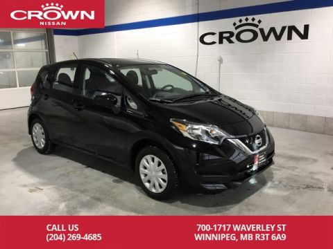 Pre-Owned 2017 Nissan Versa Note S **Nissan Certified Pre Owned/Save Thousands From New**