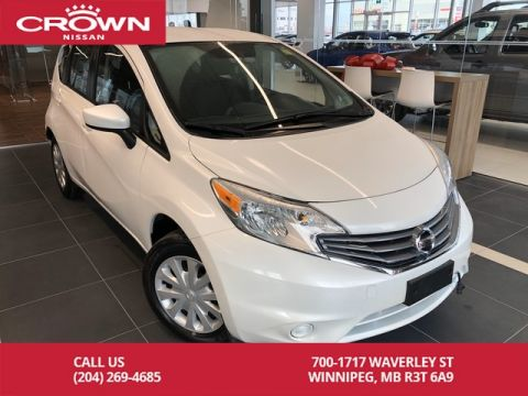 Pre-Owned 2016 Nissan Versa Note S Hatchback *Local Trade/Bluetooth*
