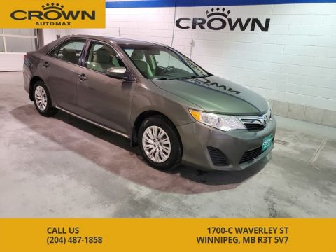 Pre-Owned 2012 Toyota Camry 4dr Sdn I4 Auto LE