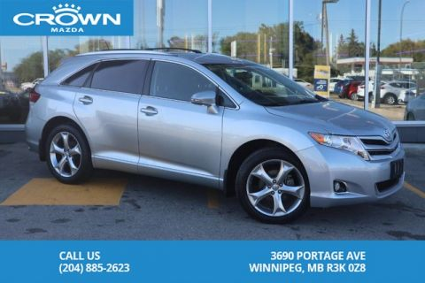 Pre-Owned 2016 Toyota Venza AWD **Local Vehicle**