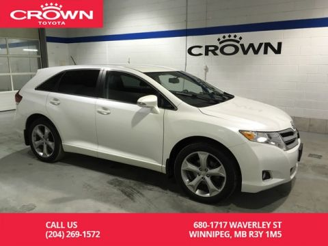 Certified Pre-Owned 2016 Toyota Venza LE V6 AWD / Local / Lease Return / Great Condition / Unbeatable Value