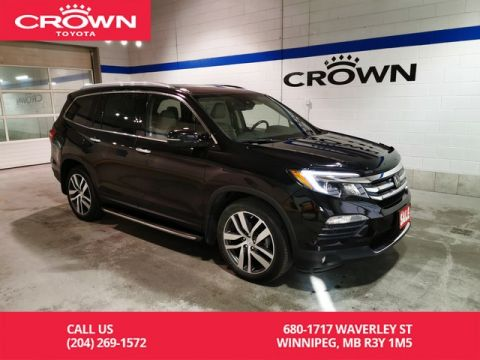 Pre-Owned 2016 Honda Pilot Touring 4WD / Local / Great Service Record with Honda / Great Value