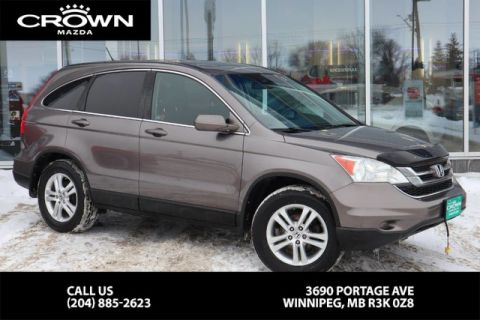 Pre-Owned 2011 Honda CR-V EX **Crown Original**