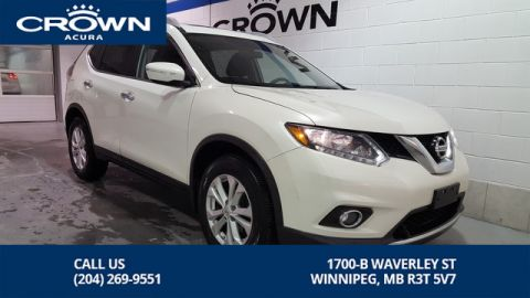 Pre-Owned 2015 Nissan Rogue AWD 4dr S
