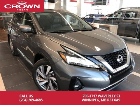 Certified Pre-Owned 2019 Nissan Murano SL AWD V6 *Nissan Certified/Executive Demo*