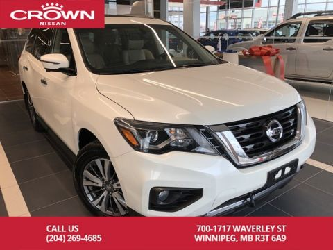 Pre-Owned 2018 Nissan Pathfinder SL 4WD *Accident Free/Navi/360 Backup Cam*