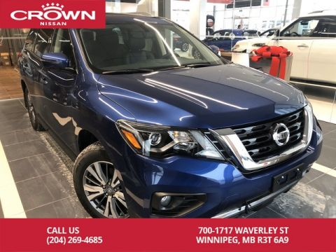 Certified Pre-Owned 2018 Nissan Pathfinder SL 4WD *360 Backup Camera/Navigation/Remote Start/Crown Original*
