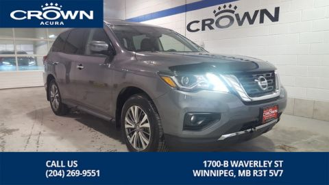 Pre-Owned 2018 Nissan Pathfinder SL Premium **Crown Original** 7 Passenger** All Wheel Drive**