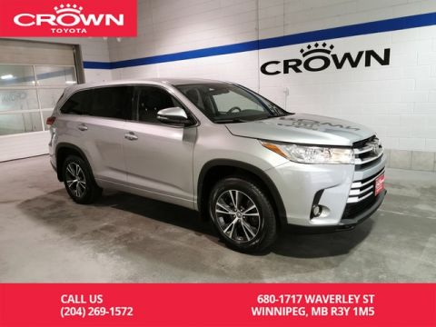 Pre-Owned 2017 Toyota Highlander LE AWD Convenience Pkg / Crown Original / Highway Kms / Great Value