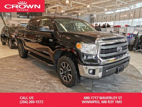 Pre-Owned 2014 Toyota Tundra TRD Off Road Crewmax / Accident Free / Tonneau Cover