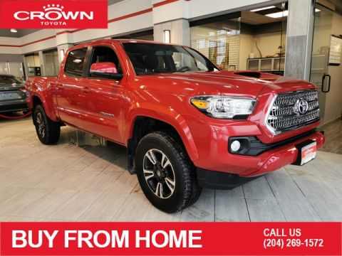 Certified Pre-Owned 2017 Toyota Tacoma TRD Sport | Local Trade