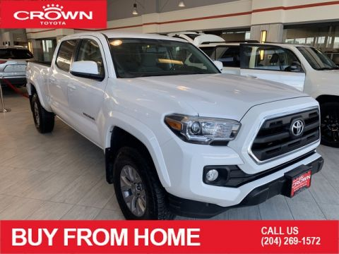 Pre-Owned 2017 Toyota Tacoma Double Cab | 4x4 | SR5 | One Owner | Local