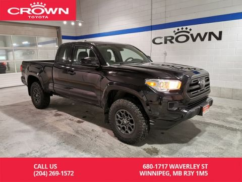 Pre-Owned 2018 Toyota Tacoma Access Cab 4X2 SR+ / Crown Original / Accident Free / Low Kms / Toyota Safety Sense