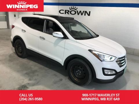 Pre-Owned 2013 Hyundai Santa Fe AWD/Sport/Limited/One owner/Bluetooth/Panoramic roof