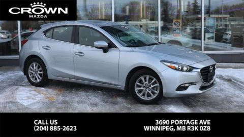 Pre-Owned 2018 Mazda3 Sport GS **One Owner/ Lease**