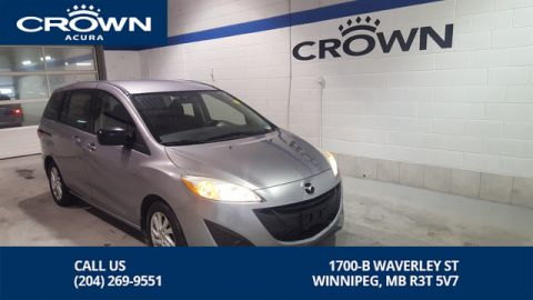 Pre-Owned 2012 Mazda5 GS **6 Passenger ** Cruise & Bluetooth Package**