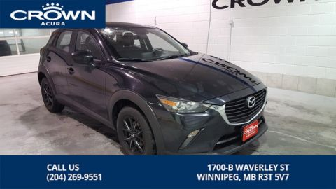 Pre-Owned 2016 Mazda CX-3 GX ** Alloy Rims ** No Accidents ** 1 Owner **