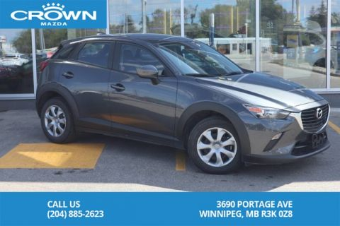 Pre-Owned 2017 Mazda CX-3 GX AWD **Accident Free/LOCAL/Unlimited KM Warranty**