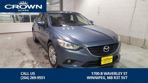 Pre-Owned 2014 Mazda6 GS **Heated Seats** Sunroof**