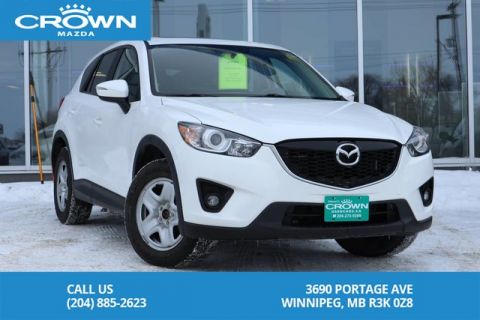 Pre-Owned 2015 Mazda CX-5 AWD GT *Local Trade In *Winter Tires on Rims