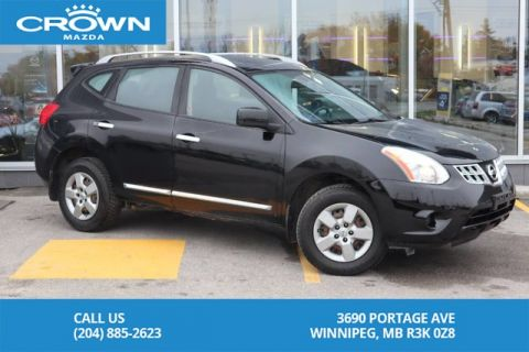 Pre-Owned 2011 Nissan Rogue S AWD **Low KM**