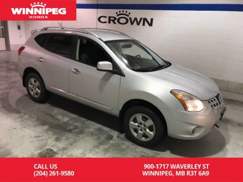 Pre-Owned 2013 Nissan Rogue AWD/S/Alloy wheels/Low kilometres