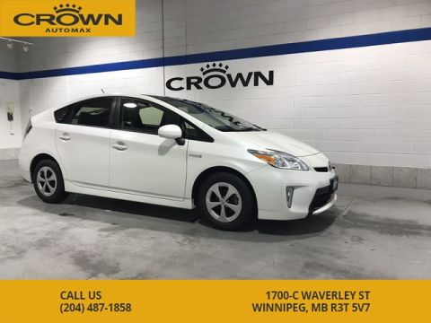 Pre-Owned 2015 Toyota Prius Hybrid ** Sunroof** Save Fuel** Backup Camera**