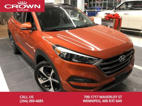 Pre-Owned 2016 Hyundai Tucson Limited AWD *Backup Camera/Navigation/Accident Free*