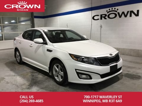 Pre-Owned 2015 Kia Optima LX **Factory Warranty Remaining/Accident Free**