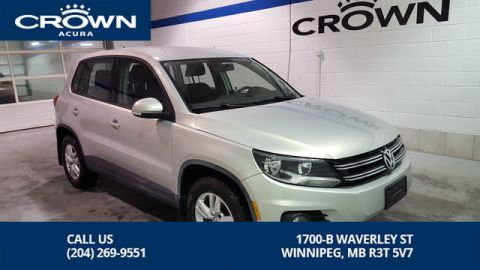 Pre-Owned 2012 Volkswagen Tiguan 4dr Auto Trendline 4Motion